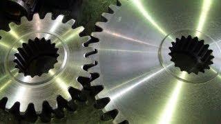 Шестерни Meri Crusher(Изготовление шестерни для навесного оборудования Meri Crusher для расчистки земли от кустарников, пней, молодых..., 2013-05-26T09:30:55.000Z)