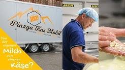 Von der eigenen Milch zum eigenen Käse? | Pinzga Kas Mobil - Wolfgang Dankl