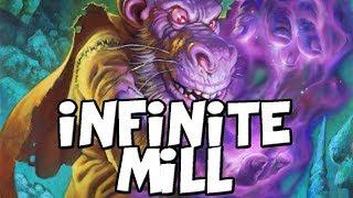 Infinite Mill Combo [Hearthstone]