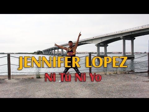 Jennifer Lopez - Ni Tú Ni Yo (ZUMBA) by Vitor Monteiro