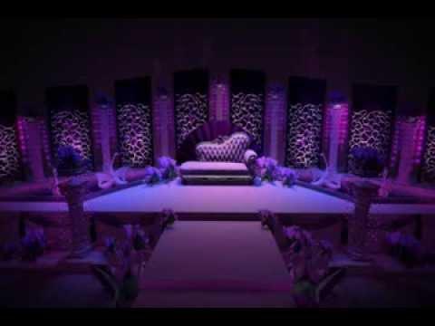Kosha Wedding Stage Concept Youtube
