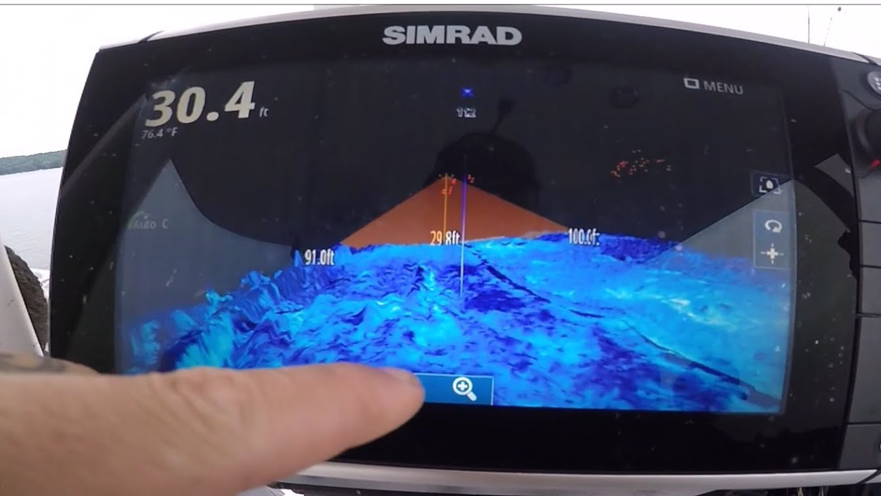 3D Structure Scan  DO YOU NEED IT? Side by side 3D comparison! Simrad  Lowrance +PRO SETTINGS!