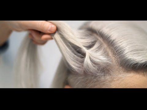 Как сделать прическу на волосах средней длины?