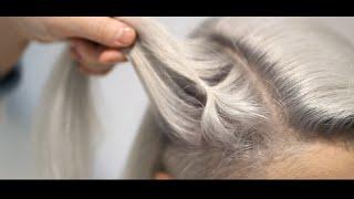 Как сделать прическу на волосах средней длины?(, 2016-03-29T09:43:35.000Z)