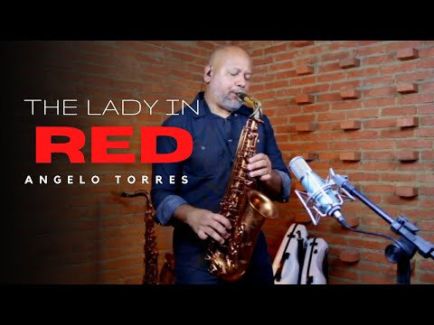THE LADY IN RED (Chris De Burgh) Sax Angelo Torres - AT Romantic CLASS #30