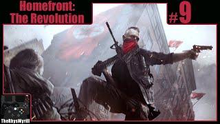 Homefront: The Revolution Playthrough   Part 9