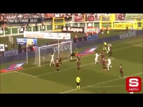 Torino vs. AS Roma 1-2 | 14/04/2013 | All Goals & Highlights