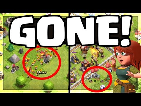 Troops DELETED from Clash of Clans Update, and CWL Season 2!