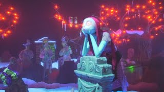 Haunted Mansion Holiday 2016 (Full Ride) Disneyland