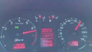 Audi RS6 C5 500HP 0-200kph