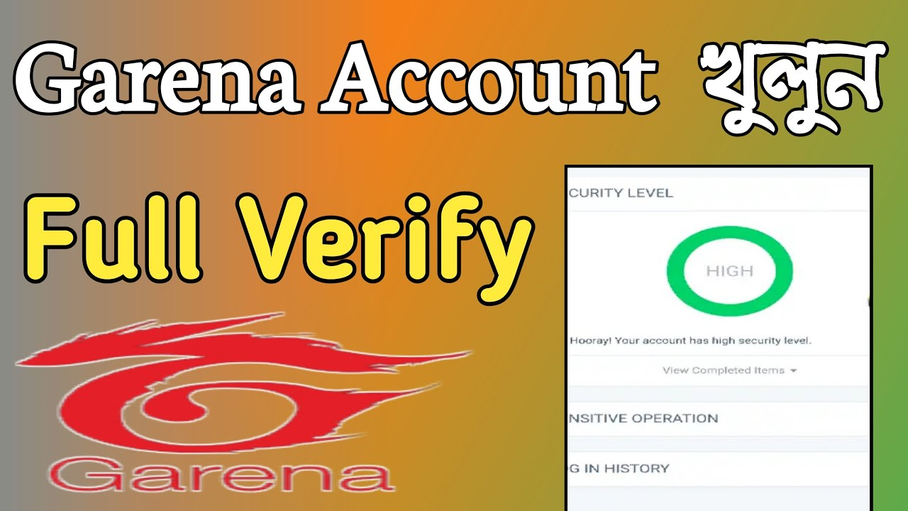 How To Create Garena Account | Garena Account Create | Diamond Top Up Free Fire