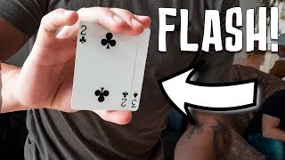 You FLASH you LOSE!! (Vegas Edition)