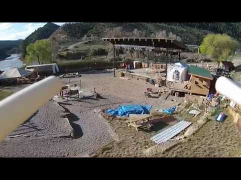 State Bridge Ampitheater BOND, Co  Quad Chopper Video 1