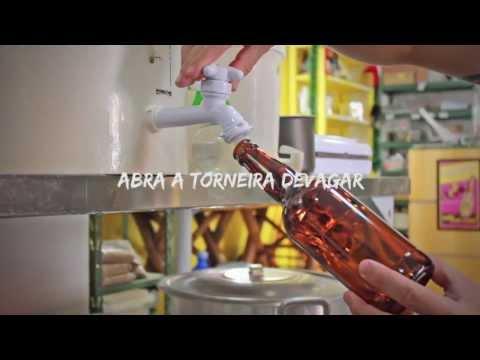 Cerveja Artesanal (Receita para 10l de American Pale Ale)