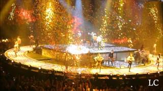 Take That! clips, live at the O2 (6)