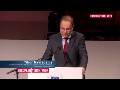 Youth Week 2015   Brussels events  HD