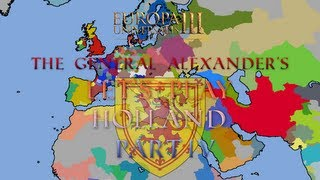 Let's Play Europa Universalis III - Holland - Part 4