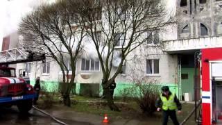 Асаналиева 8 пожар в квартире