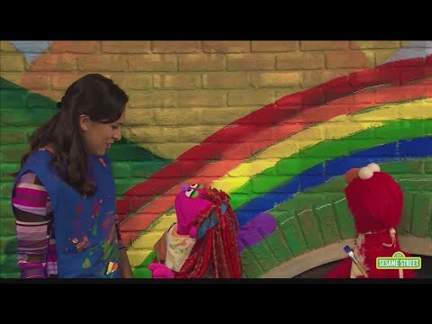 Houston's Morning News - VIDEO: 'Sesame Street' Muppet becomes first to face homelessness