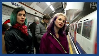 Pussy Riot's tour of London