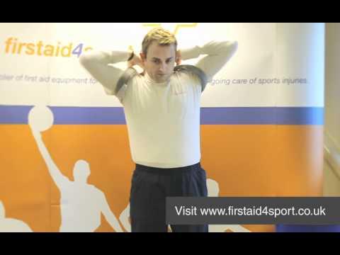 Donjoy Universal Clavicle Shoulder Support