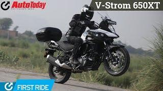 Suzuki V-Strom 650XT | First Ride | AutoToday