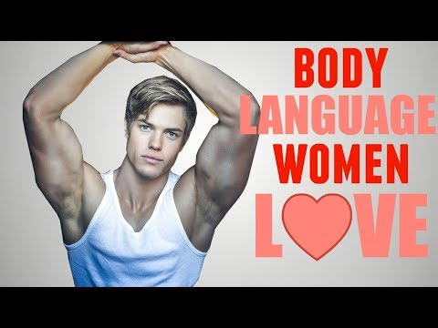Body Language That Will Instantly Make You Hotter to Women