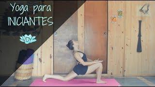 Yoga para Iniciantes I Yoga com Júlia Viegas