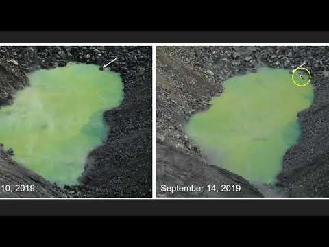 Yellowstone Caldera Steamboat Geyser Eruption - Hawaii Volcanic Update: No spasmodic tremor?