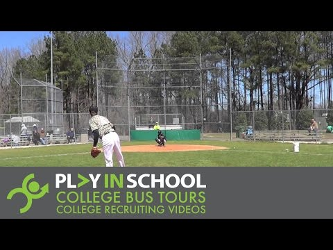 Chase Chandler - Pitching - Dirtbags - www.PlayInSchool.com