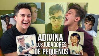 ¡¡ADIVINA LOS JUGADORES DE PEQUEÑOS CHALLENGE!!