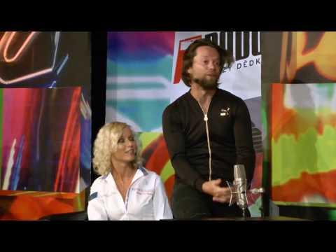 7 pádů HD: Richard Krajčo & Karin Babinská (14. 2. 2017, Malostranská beseda)