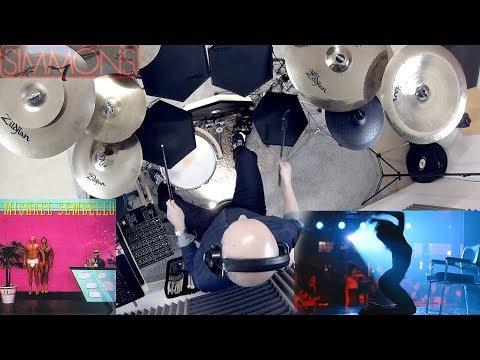 "Michael Sembello - ""Maniac"". ? DRUM COVER ⬢ SIMMONS SDS 8 ⬢"
