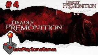 Deadly Premonition #4 • Ermittlung am Tatort • [deutsch] [Full-HD]
