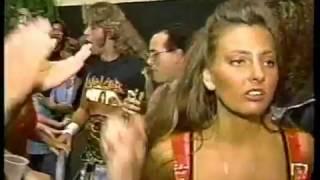 ECW Beulah vs Francine CatFight 1995