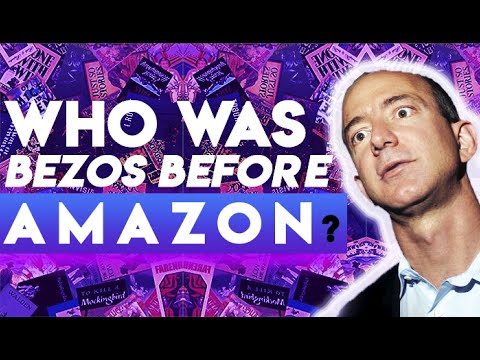 Who was Jeff Bezos BEFORE Amazon?