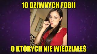 10 dziwnych fobii, o których nie miałeś pojęcia - Jacek Makarewicz