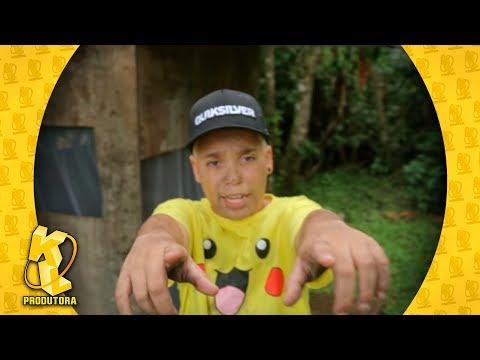 MC Pikachu - Lá no meu barraco (Clipe Oficial)