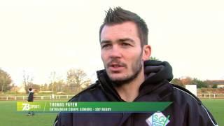 Rugby : l'équipe de St-Quentin-en-Yvelines toujours invaincue cette saison