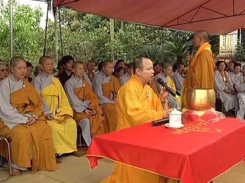 Pháp hội trì tụng thần chú Đại Bi tại chùa Cương Xá