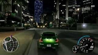 NFS Underground 2 - Intro Stage - HARD (PS2, EU-Version)