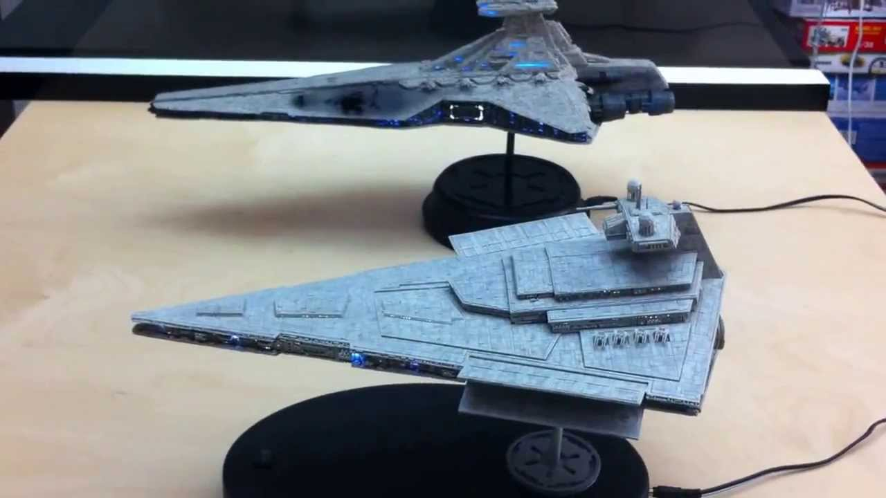 star wars victory class star destroyer youtube