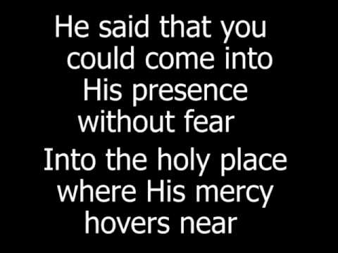 Mercy Seat Lyrics Vicki Yohe Youtube