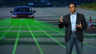 Ford CEO: Expect Driverless Cars Within Five Years