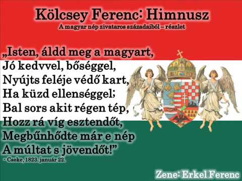 Гимн Венгрии (Kolcsey Ferenc - Himnusz) - MyHungary.Net