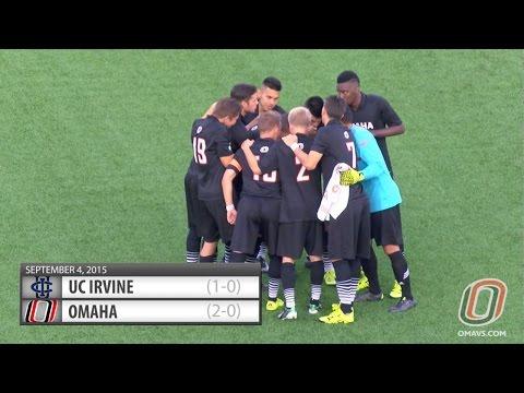 Men\'s Soccer Highlights: Omaha vs. #13 UC Irvine
