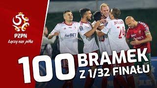 WSZYSTKIE 100 BRAMEK z 1/32 finału | Magazyn TOTOLOTEK Pucharu Polski 2019/20