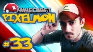Minecraft Pixelmon - EP. 033 - IL NONNO LUKE:-) !! -
