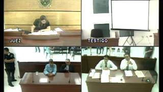 Audiencia Completa de Vinculacion a Proceso Caso Rubi Chihuahua 2 de 3