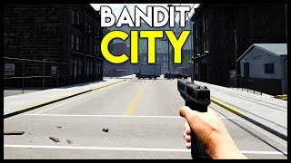 Found a NEW GUN & Exploring Bandit City! (Mist Survival Gameplay Part 13)